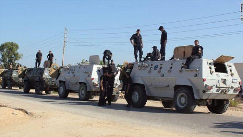خبير عسكرى: الجيش لن يفرط فى شبر من سيناء