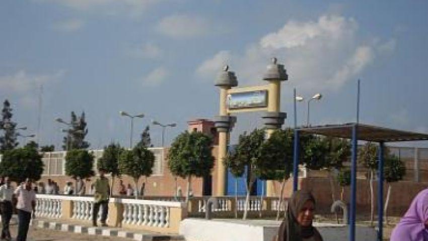إضراب 20 إخواني عن الطعام بسجن برج العرب