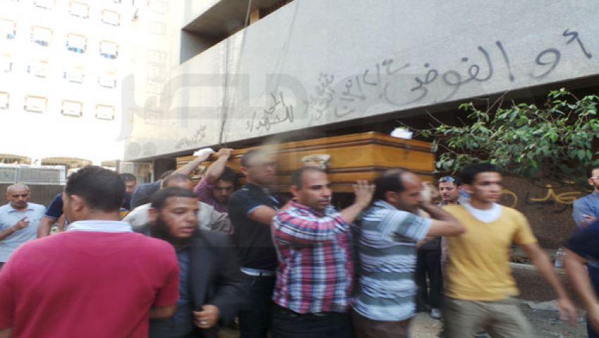 خروج جثامين ضحايا النهضة من مشرحة زينهم