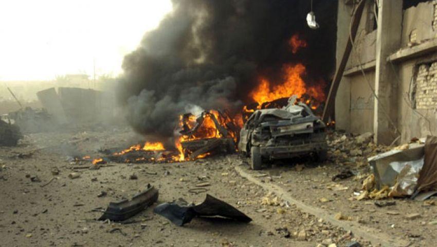 مقتل 20 شخصا في انفجار أمام مسجد بالعراق