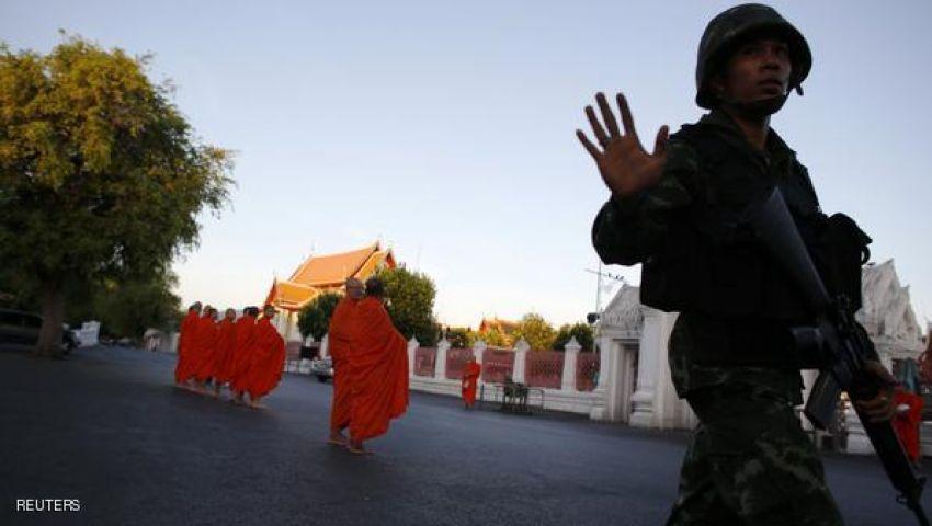 تايلاند تحظر استخدام إسطوانات الغاز في الجنوب