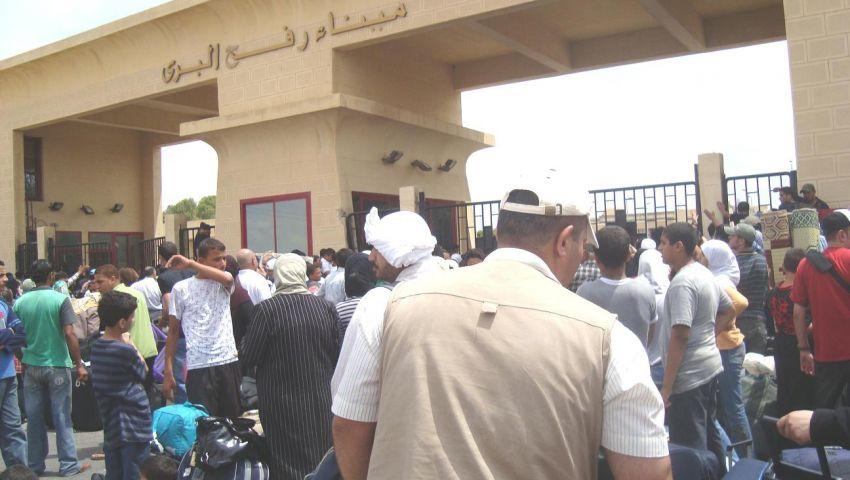 حكومة غزة تطالب مصر بفتح معبر رفح بشكل كامل