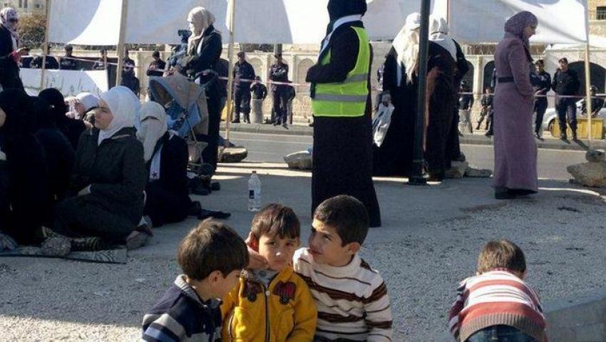 أوضاع السوريين تزداد صعوبة بسبب البرد والجوع