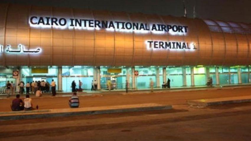 طوارئ بمطار القاهرة لتأمين 2,5 طن مفرقعات