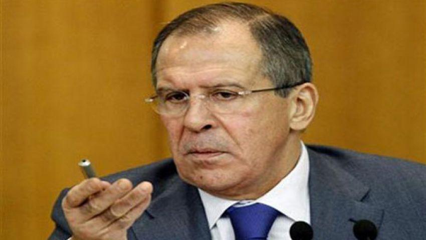 لافروف: سلمنا للأمم المتحدة عينات السارين في سوريا