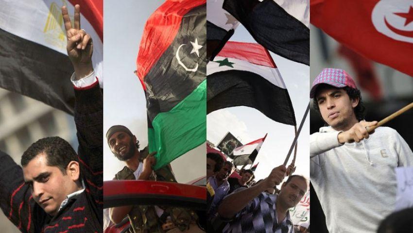 سيناريوهات التعامل الغربي مع الربيع العربي