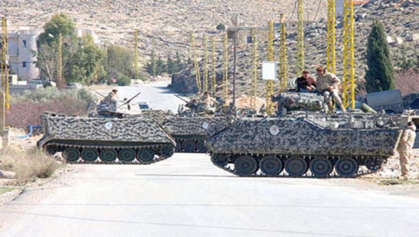 الجيش اللبناني يوقف 4 مسلحين سوريين في عرسال