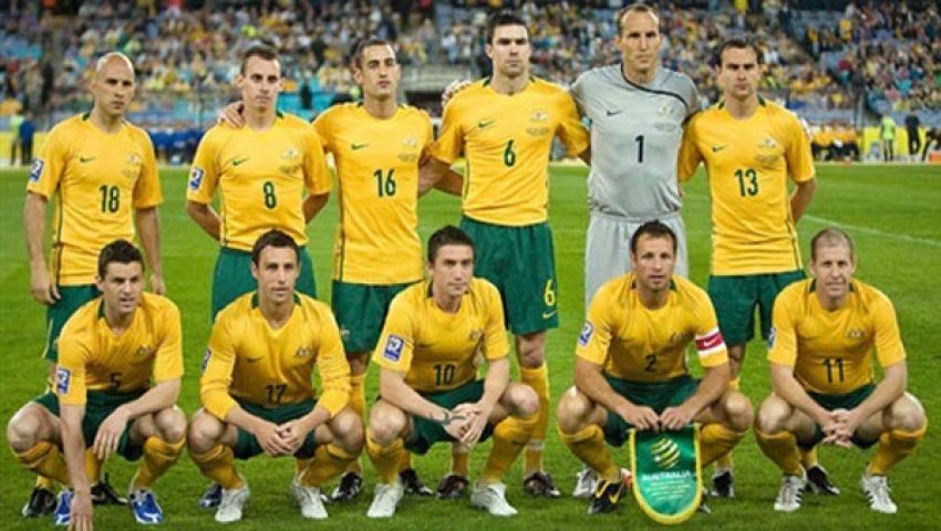 بالفيديو..أستراليا إلى مونديال البرازيل بقدم جوش