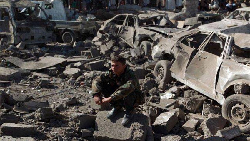 عاصفة الحزم تقصف مواقع عسكرية موالية للحوثي