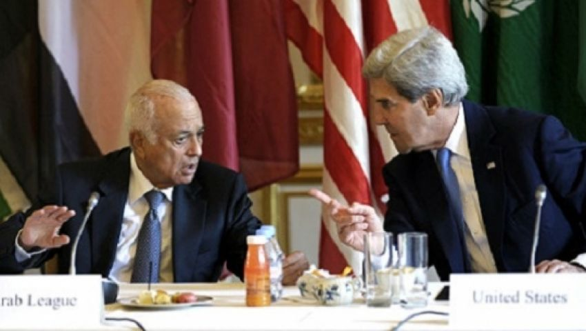 اجتماع عربي أمريكي لمواجهة داعش
