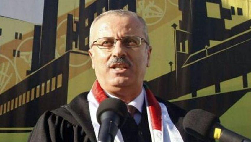 الرئيس الفلسطيني يقبل استقالة رئيس الوزراء
