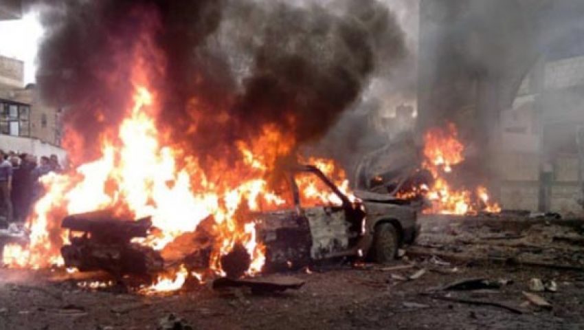 تفجير يقتل عراقيين بالتزامن مع زيارة بان كي مون