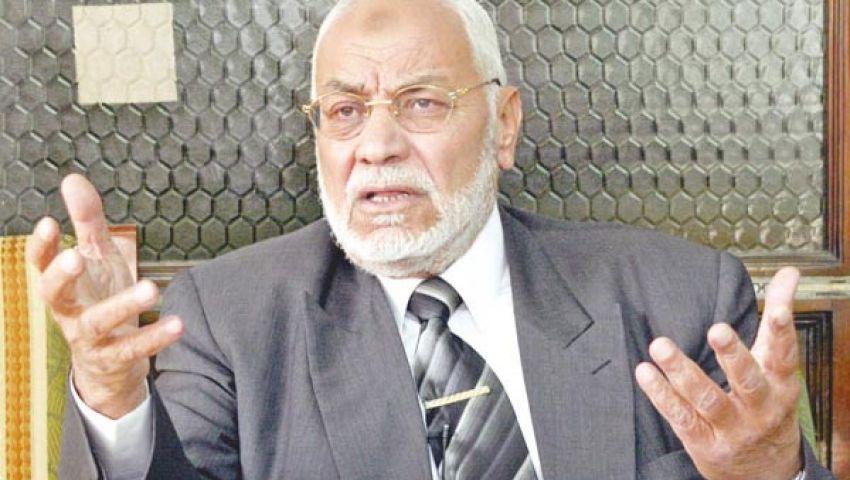 القبض على مهدي عاكف