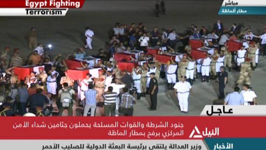 قائد العمليات الخاصة: سنظل نقدم الشهداء لتطهير مصر