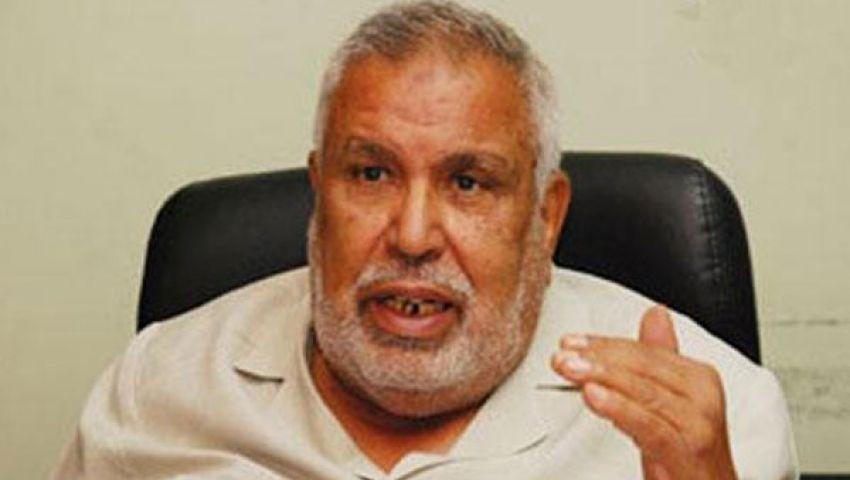 300 متر تفصل نائب مرشد إخوان مصر عن مبارك
