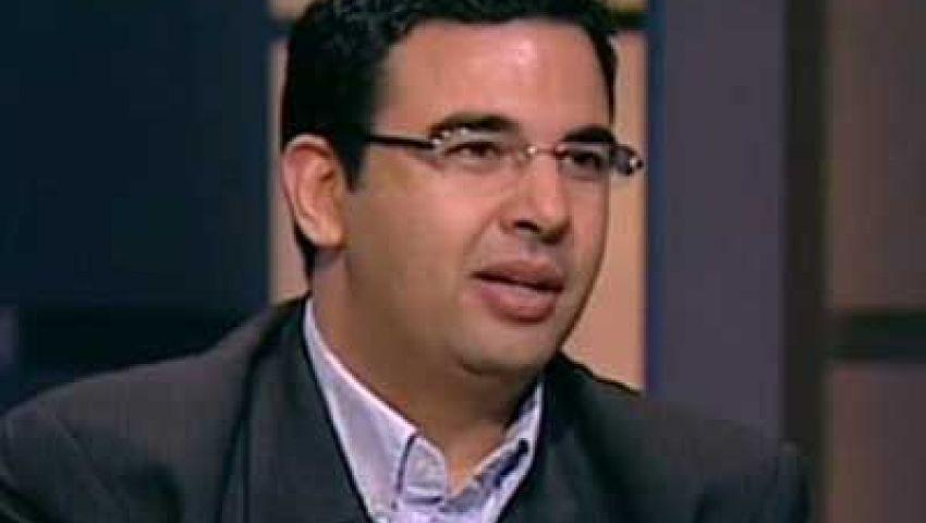 حجي يتفقد الفضاء المصري