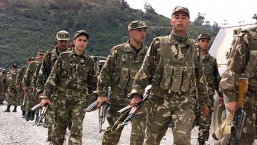 الجزائر تستعد لعملية كبرى ضد مسلحين بـ4 مناطق