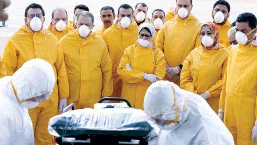 تسجيل 1412 إصابة جديدة بكورونا.. و81 وفاة (بيان الجمعة)