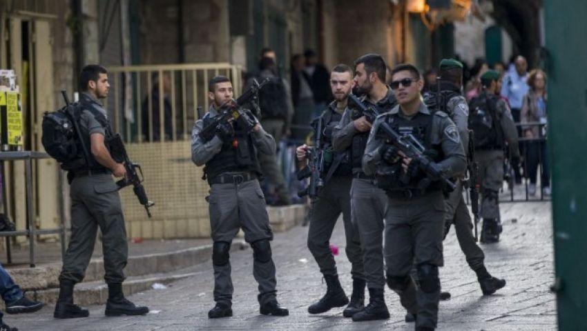 شرطة الاحتلال تعتقل فلسطينيًّا وتتهمه بـ«نية» تنفيذ عملية طعن