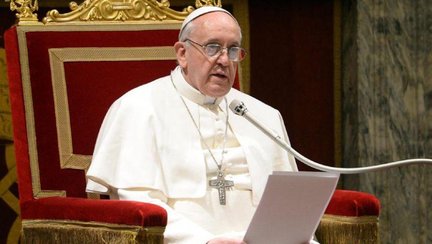 الفاتيكان يرد على وصف تركيا للبابا بأنه يمتلك عقلية صليبية