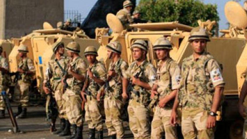 الجيش يحاصر ميدان مصطفى محمود تحسبا لتظاهرات الإخوان