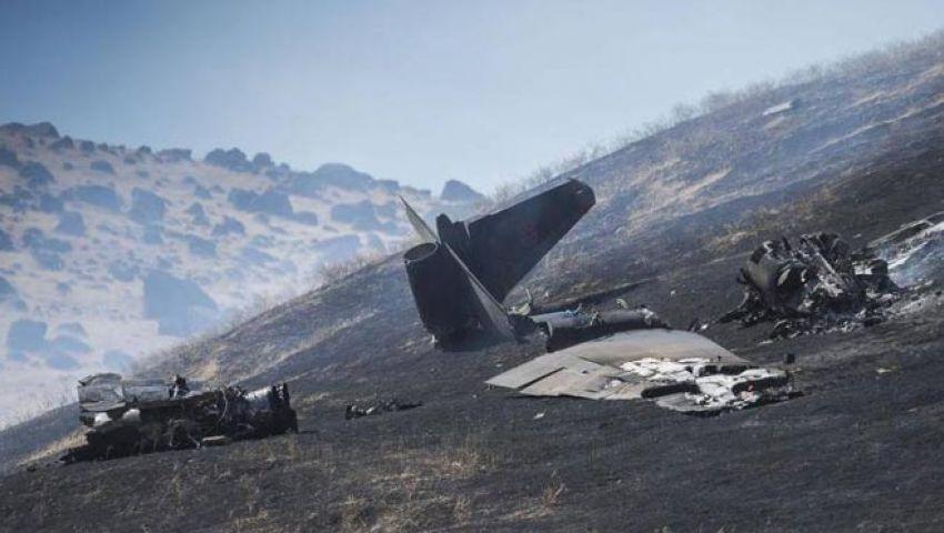 مصرع طيار أمريكي في تحطم طائرة تجسس بكاليفورنيا