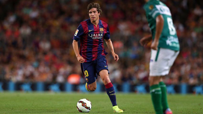 30 مليون يورو شرط جزائى فى تعاقد روبيرتو مع برشلونة