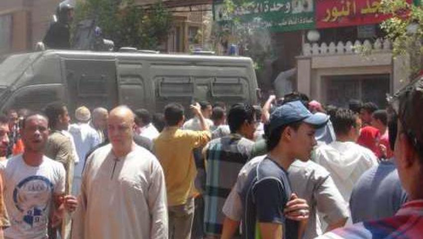 التحقيق مع 125 إخوانيًّا في أحداث مسجد النور ببنها