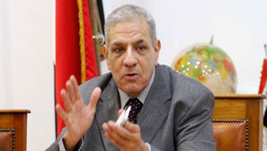 محلب: حالة الصرف بالإسكندرية حرجة