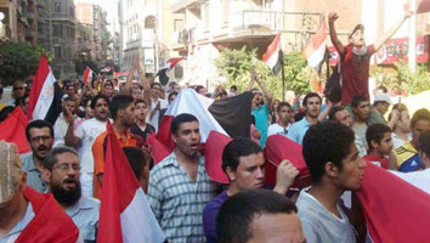 مصابو الثورة: أجَّلنا تظاهرنا اليوم بعد التحقيق مع الشافعي
