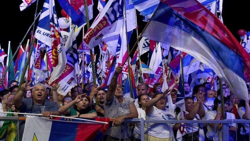 رئاسة أوروجواي تتجه إلى جولة ثانية