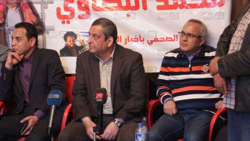 نقيب الصحفيين :لم نتلق إخطارا بضبط البلشي.. والمجلس يجتمع غدا