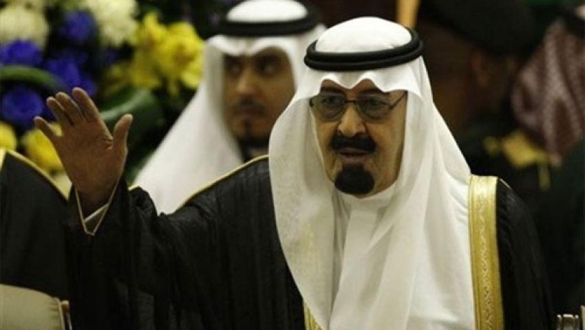 خادم الحرمين: أمير قطر الجديد سيكون على قدر المسئولية