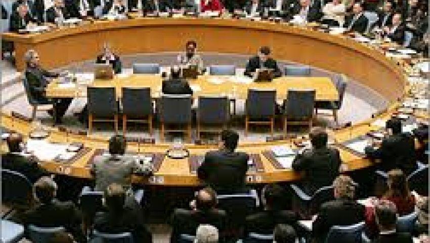الخمسة الدائمون بمجلس الأمن يبحثون كيماوي سوريا