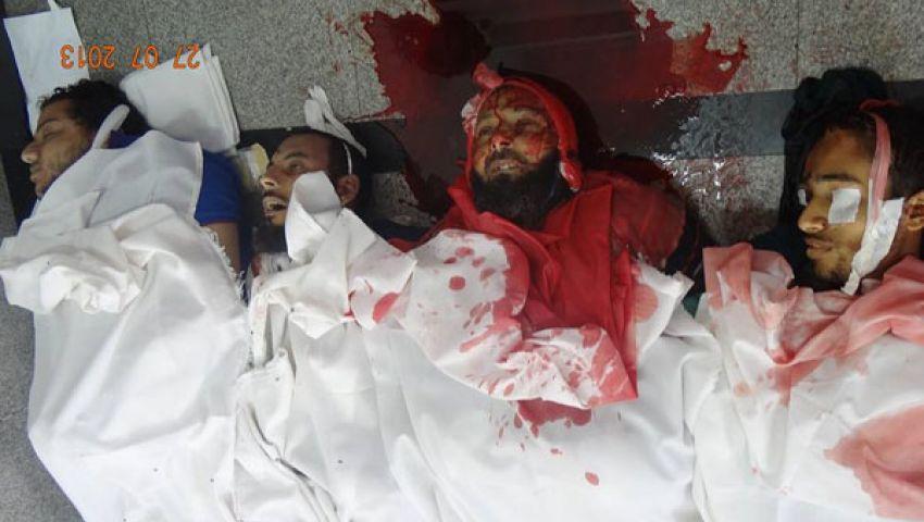 مؤتمر صحفي عالمي لكشف أسرار مذبحة المنصة