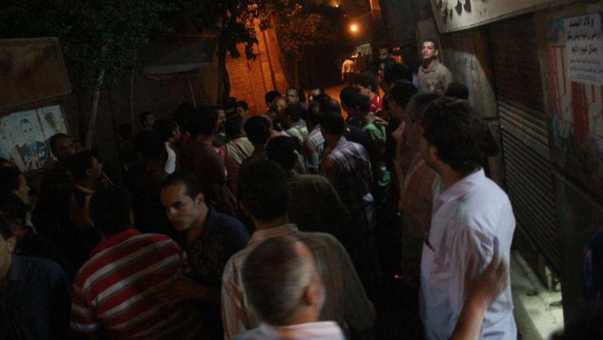 أهالى الباجور يشتبكون مع الإخوان ويجهضون مسيرة مؤيدة لمرسى