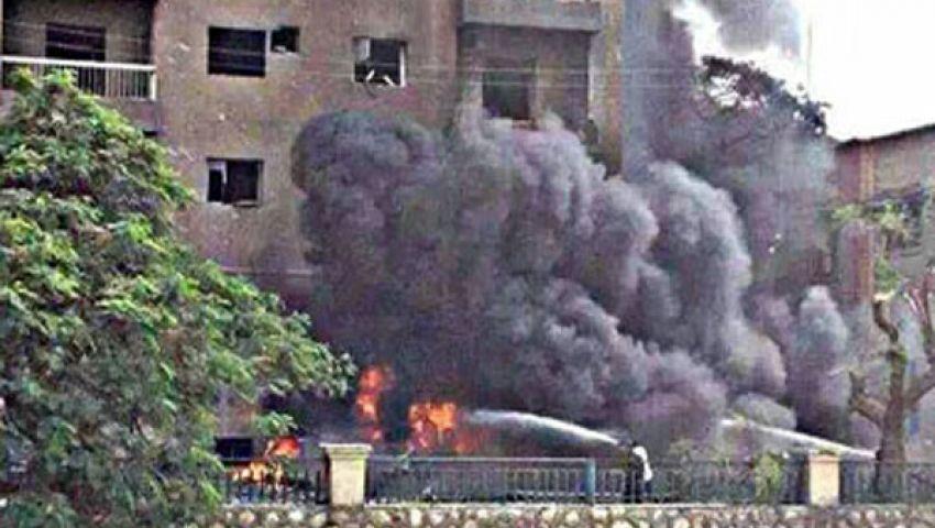 أنصار بيت المقدس تتبنى تفجير مقر المخابرات بالإسماعيلية