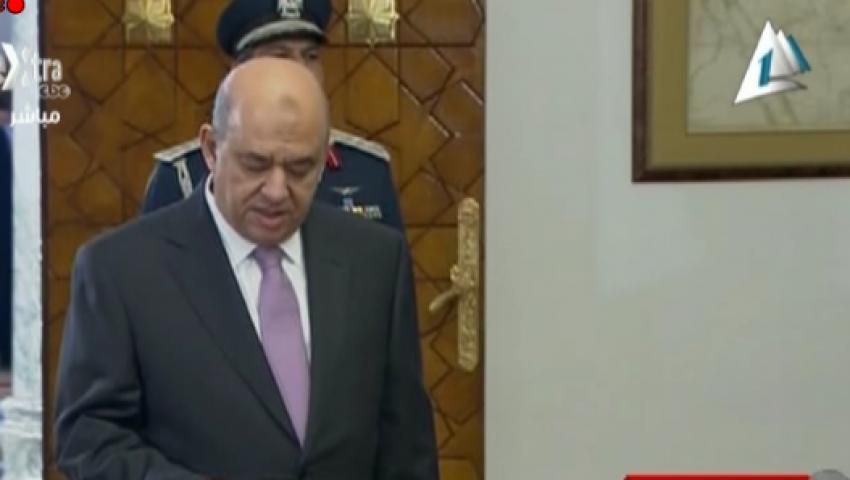 بث مباشر.. الوزراء الجدد يؤدون اليمين الدستورية