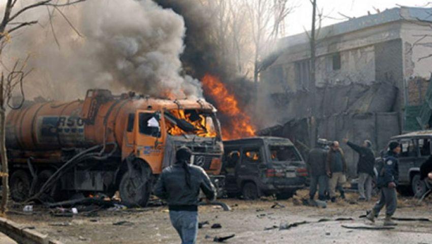 مقتل اثنين وجرح 6 بتفجير غرب  أفغانستان