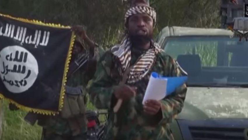 فيديو..الجيش النيجيري يقتل زعيم بوكو حرام