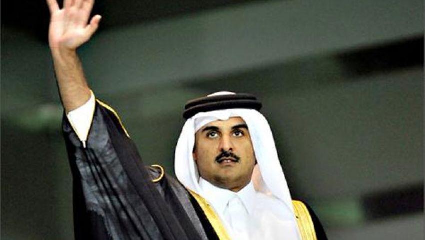 قطر: اللقب الرسمي للشيخ حمد هو الأمير الوالد