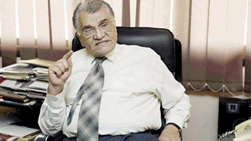 رئيس الأولمبية السابق:صوتى لــطاهر