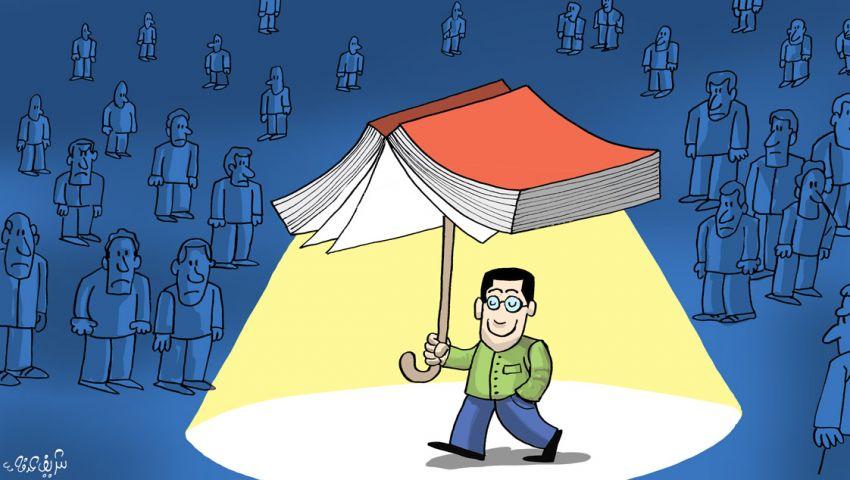345 فنانًا في الملتقى الدولي السادس للكاريكاتير.. الرموز الثقافية تُزين الجدران