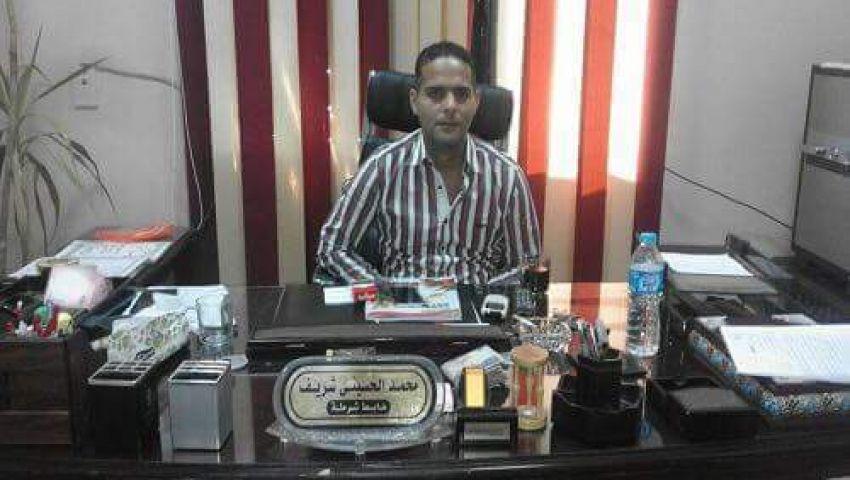 قيادات الإسماعيلية يصاحبون نقل جثمان ضابط أحداث سجن المستقبل لبورسعيد
