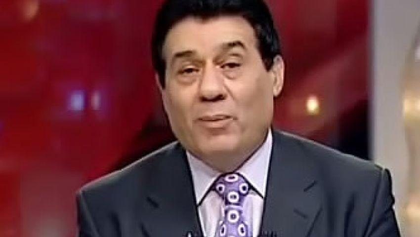 مدحت شلبي يقاضي مالك قنوات سي بي سي