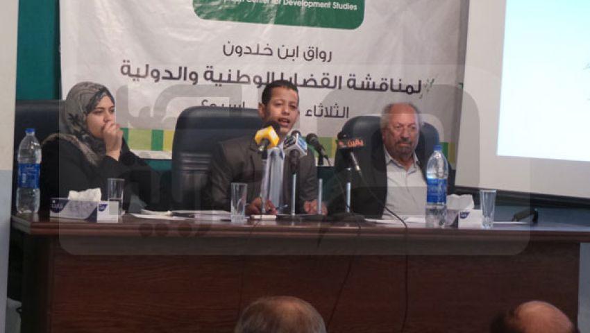 سعد الدين يطالب بالإفراج عن مبارك ومرسي