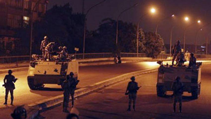 ضبط 6 أشخاص كسروا الحظر بالإسكندرية