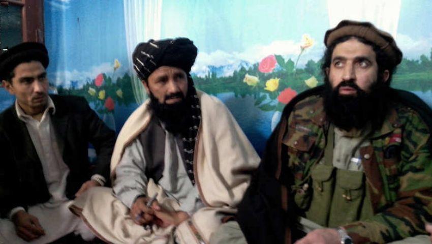 طالبان تطرد 6 من قادتها لمبايعتهم داعش