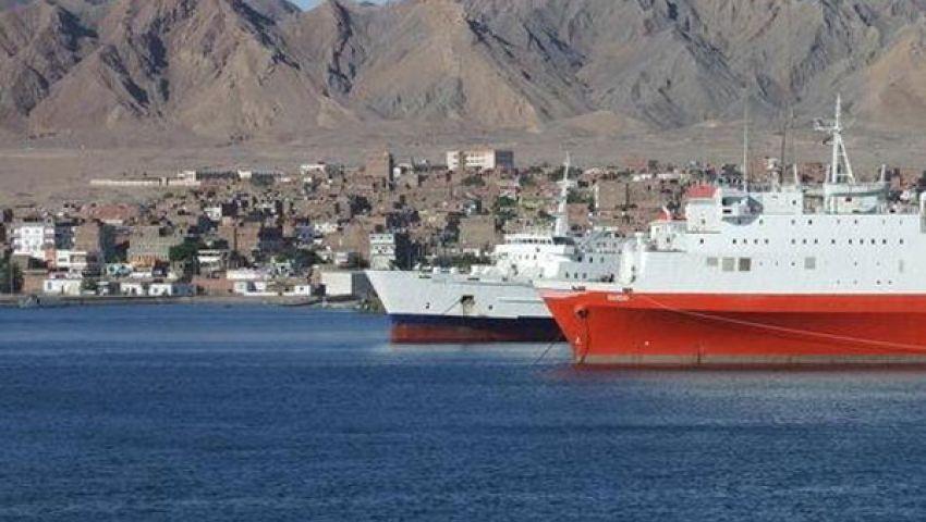 سفاجا يشهد نشاطًا في حركة السفن