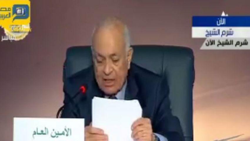 بالفيديو..العربي : ما يجمعنا أكثر مما يفرقنا